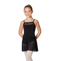 Girls Camisole leotard dress Erin
